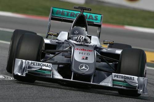 Formule 1 Petronas 01
