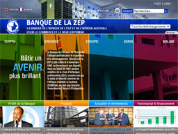 The Eastern and Southern African Trade and Development Bank (banque de la ZEP)