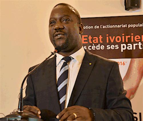 Introduction de SIB à la BRVM — Abidjan