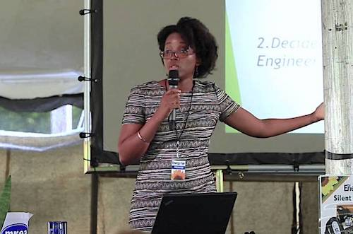 3sandrine mubenga conference