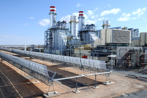 ain beni mathar integrated combined cycle