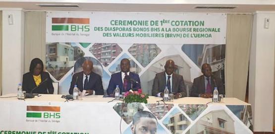 cotation in premieres obligations de la diaspora a la brvm diaspora bonds bhs 6252019