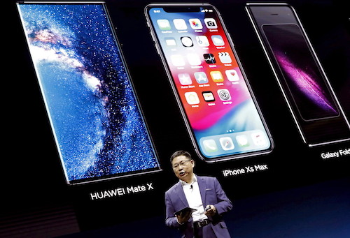 2Huawei revoir strategie Android