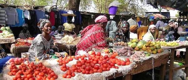 2marcheÌ1  - 2marche  1 - « L'approvisionnement alimentaire de l'Afrique passera par les produits locaux »