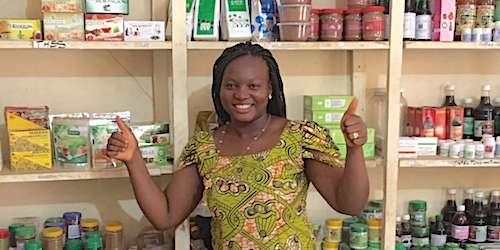 3eÌpicerie locale  - 3e  picerie locale - « L'approvisionnement alimentaire de l'Afrique passera par les produits locaux »