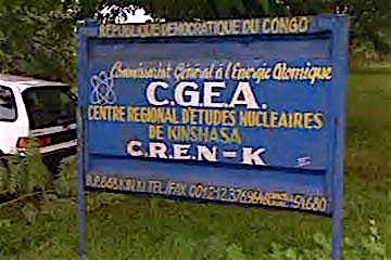 réacteur nucléaire de Kinshasa