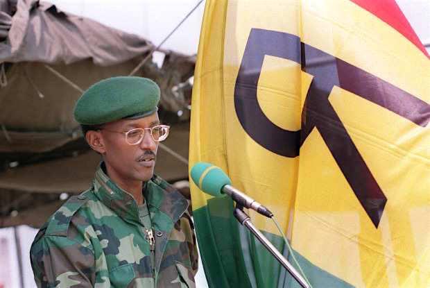 Kagame FPR