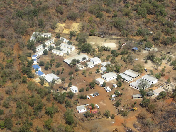 Mako camp