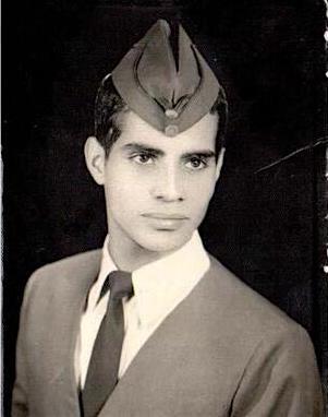Abdel Fattah el Sisi young
