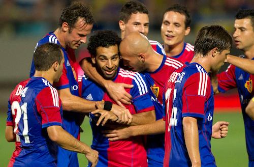 Mohamed Salah FC BALE
