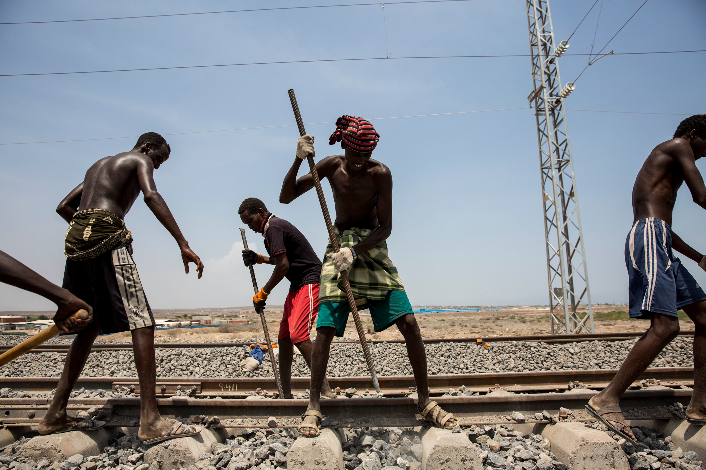 bethiopia djibouti china high speed rail