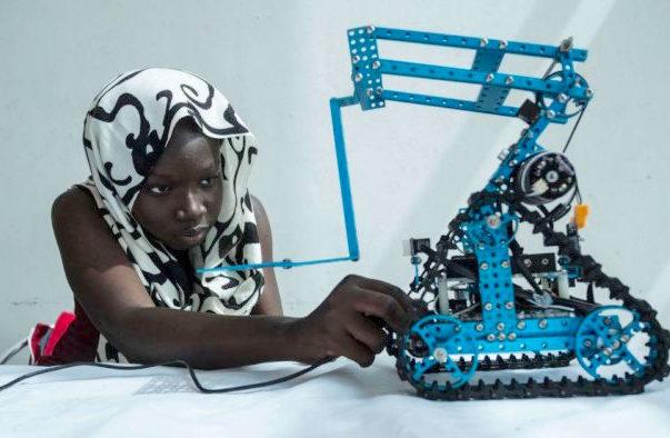 4Zambias First Robotics Team