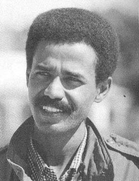 IsaiasAfewerki jeune 70