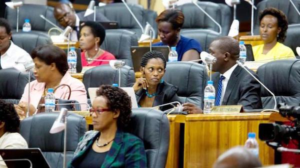 femmes parlement