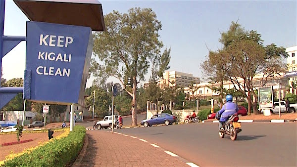 kigali clean