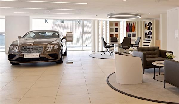 Bentley Maroc by CAC
