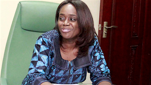 Minister of finance Kemi Adeosun 1