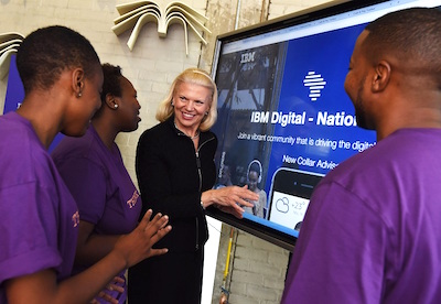 IBM africa