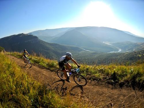 rwanda mountain biking