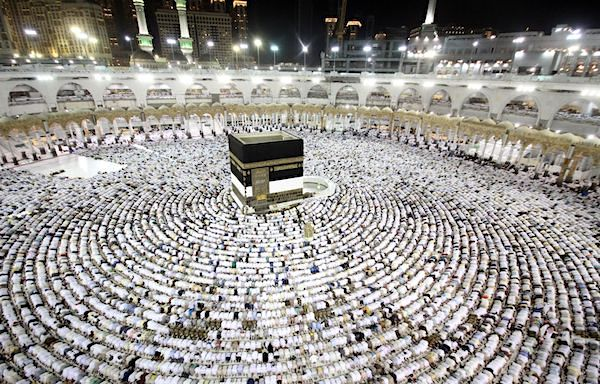 priere mecque