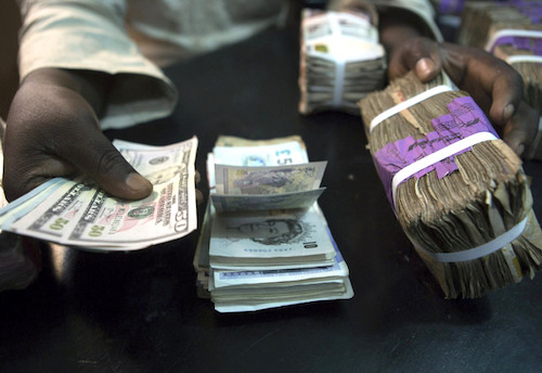 us dollars nigerian naira