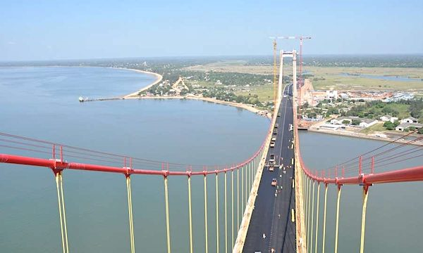 maputo suspension bridge