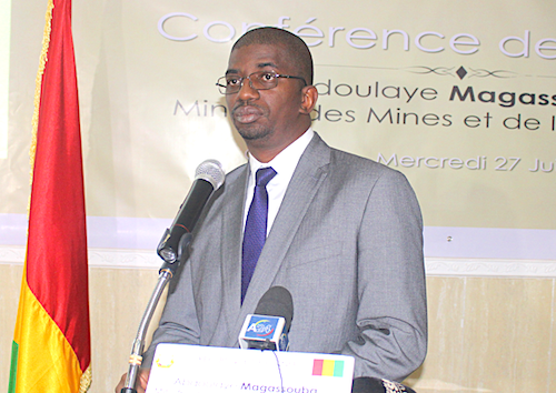 Guinee Abdoulaye Magassouba