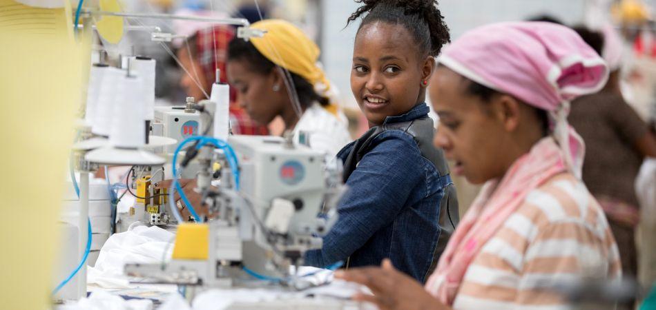 3textile industry ethiopia africa