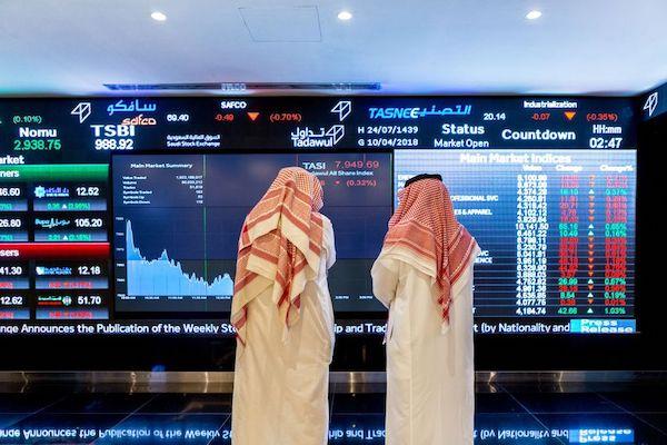 saudi aramco bourse