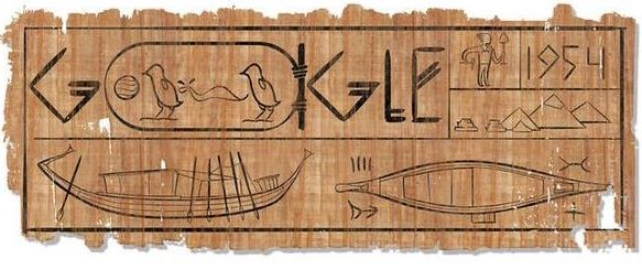 5Google doodle today Khufu ship Ancient Egypt discovery 1132223