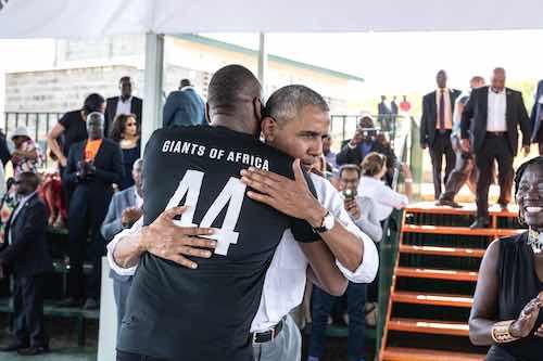 5avec Obama