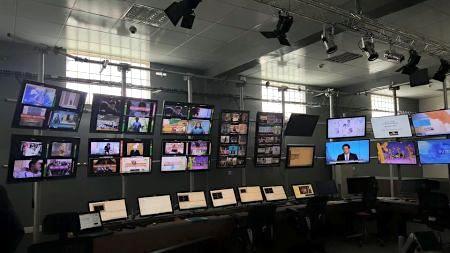 1emission television tv plateau tnt sat africa