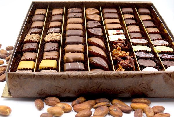 La Côte d'Ivoire fournit 40% du cacao mondial.