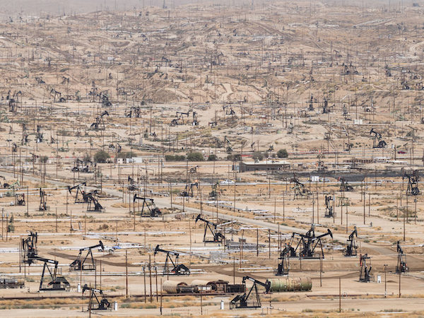 1oil field USA