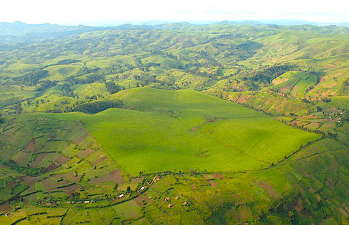 380 millions dhectares de terres cultivables le Congo