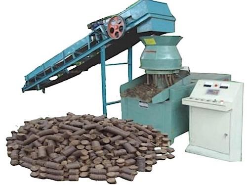 3Presse a briquettes