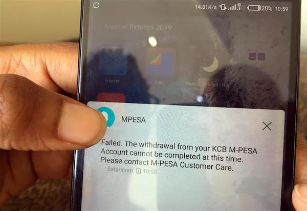 3message mpesa