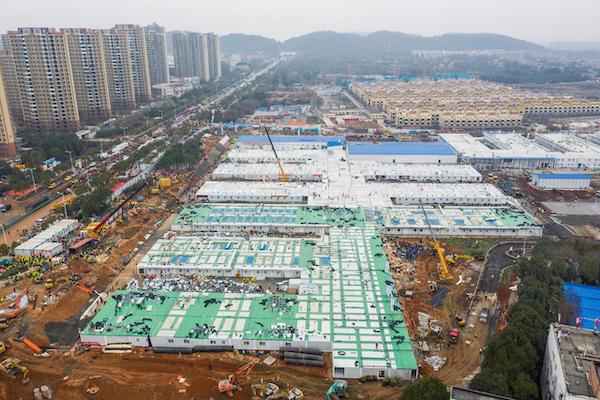2hopital Wuhan