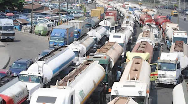 3 Traffic gridlock