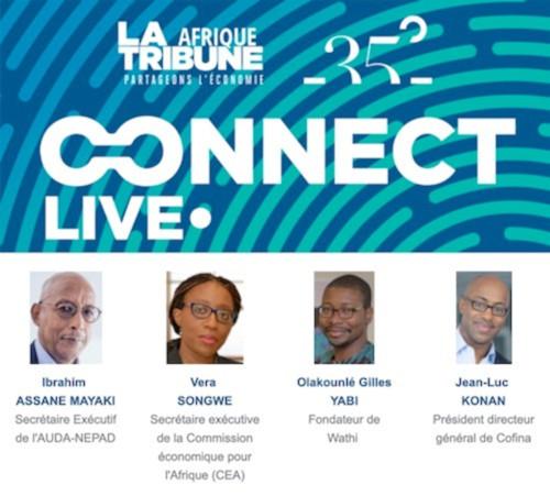 in tribune afrique et 350 nord organisent jeudi un live sur le theme de la riposte africaine face au covid 19