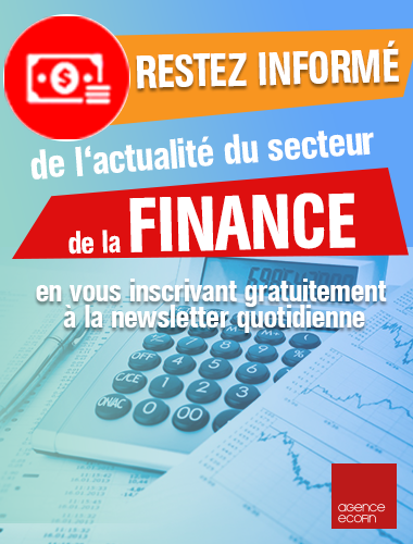 AFFICHE PUB ECOFIN Finance